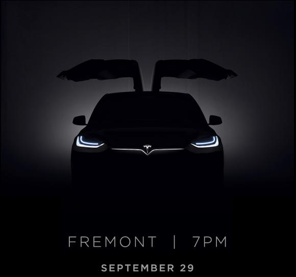 Tesla Model X - Der kalifornische Elektro-SUV